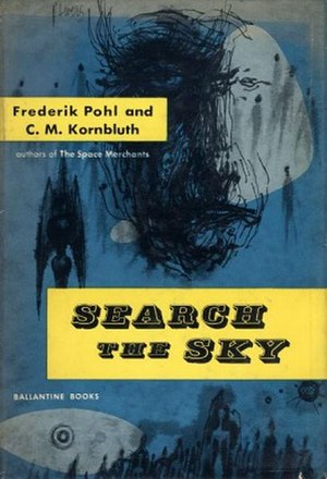 Search the Sky - First edition