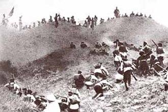 Cinema of the Russian Empire - Defence of Sevastopol (1911)