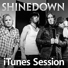 Shinedown Hard Rock Cafe Pigeon Forge
