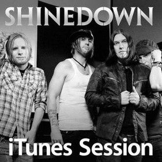 ITunes Session (Shinedown EP) - Image: Shinedown i Tunes Session