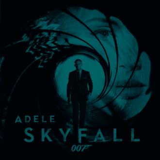 Skyfall (Adele song) - Image: Skyfall cover