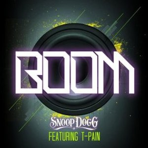 Boom (Snoop Dogg song) - Image: Snoopdoggboom