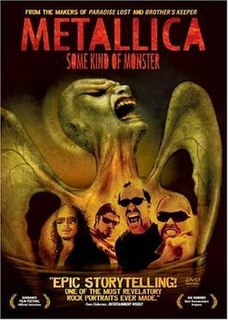 <i>Some Kind of Monster</i> (film) 2004 film by Joe Berlinger and Bruce Sinofsky