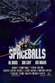 parodie star wars space ball