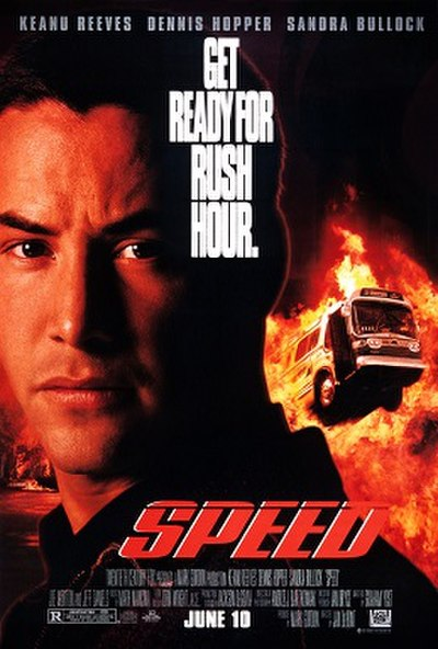 Picture of a movie: Speed