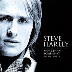More Than Somewhat – The Very Best of Steve Harley - Image: Steve Harley More Than Somewhat The Very Best of Steve Harley 1998 Compilation Album EMI