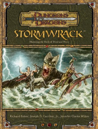 Stormwrack - cover of Stormwrack