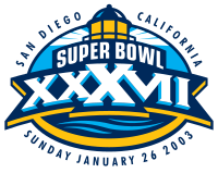Super Bowl XXXVII Logo.svg