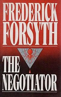 <i>The Negotiator</i> (novel)