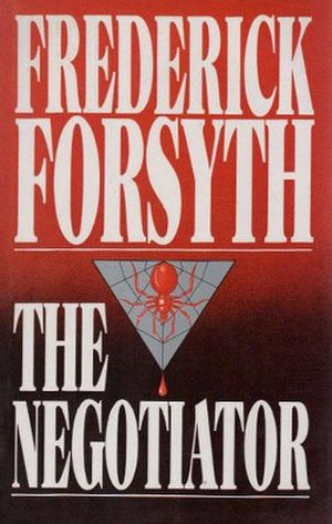 The Negotiator (novel) - First edition (UK)
