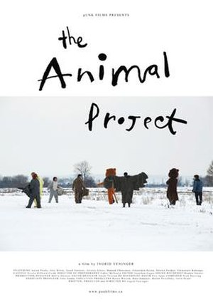 The Animal Project - Film poster
