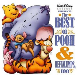 Pooh's Heffalump Movie - Image: The Best of Pooh and Heffalumps, Too cover