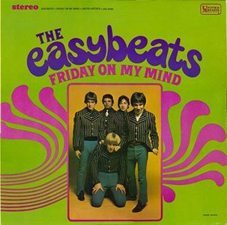 The Easybeats - The US album Friday on My Mind