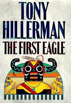 The First Eagle - First edition cover