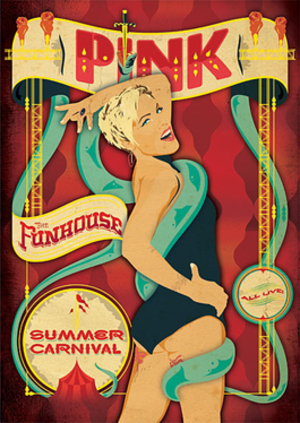 Funhouse Summer Carnival - Image: The Funhouse Summer Carnival