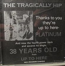 The Hip - 38 Years Old single cover.jpg