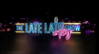 <i>The Late Late Toy Show</i> television series