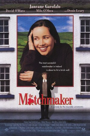 The Matchmaker (1997 film) - Theatrical release poster