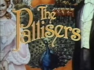 The Pallisers - Image: The Pallisers tv series titlecard