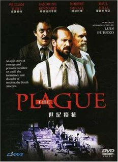 <i>The Plague</i> (1992 film) 1992 film by Luis Puenzo