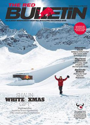 The Red Bulletin - Image: The Red Bulletin