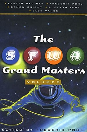 The SFWA Grand Masters, Volume 3 - Cover of first edition