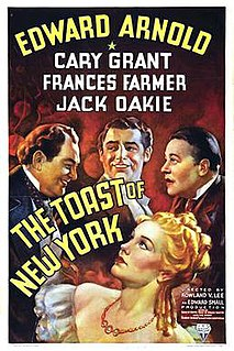 <i>The Toast of New York</i> 1937 film by Rowland V. Lee