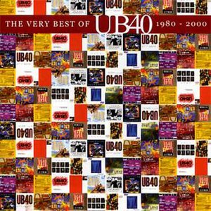 The Very Best of UB40 - Image: The Very Best of UB40 Album Cover