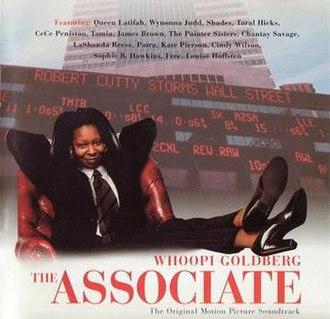 The Associate (soundtrack) - Image: Theassociate