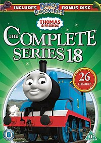 Thomas friends series 18 wikipedia thomas friends series 18 dvdg thecheapjerseys Image collections