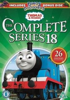 <i>Thomas & Friends</i> (series 18) season of television series