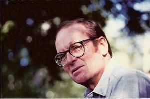 Thomas Williams (writer) - Photo of Williams