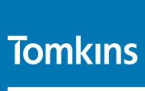 Tomkins plc - Image: Tomkinslogo