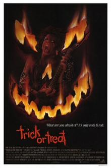 Trick or Treat (1986 film) Poster.png