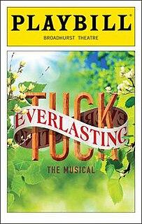 <i>Tuck Everlasting</i> (musical)