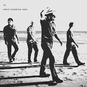 Every Breaking Wave - Image: U2 Every Breaking Wave Single cover