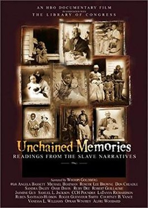 Unchained Memories - DVD cover