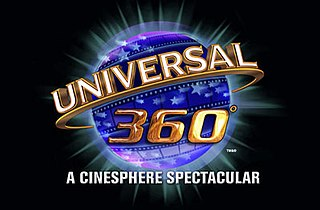 <i>Universal 360: A Cinesphere Spectacular</i>