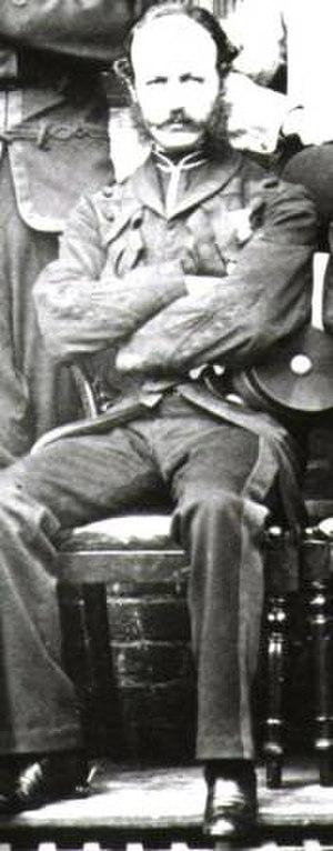 Howard Craufurd Elphinstone - Image: VC Howard Craufurd Elphinstone