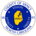 Seal of Vance County, North Carolina