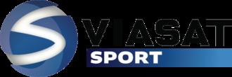 Viasport - Viasat Sport former logo.