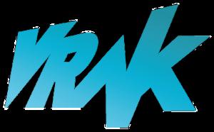 Vrak - Image: Vrak TV2014logo