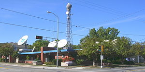 WFRV-TV - WFRV's primary studios and weather radar in Green Bay.