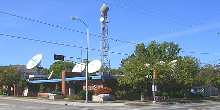 WFRV's primary studios and weather radar in Green Bay.