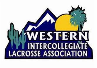 Western Intercollegiate Lacrosse Association - Image: WIL Alogo