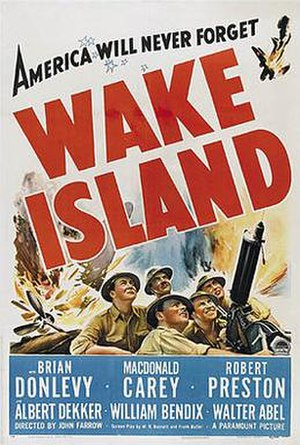 Wake Island (film) - Image: Wake Island (1942 movie) cover