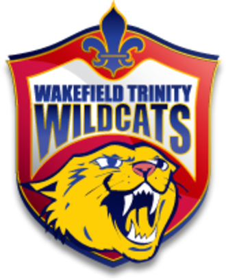 Wakefield Trinity - Old crest
