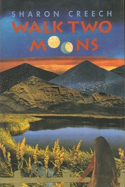 Picture of a book: Walk Two Moons