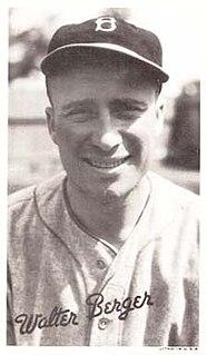 Wally Berger American baseball player