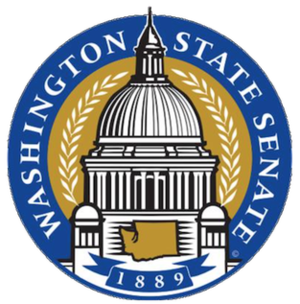 Washington State Senate - Image: Wash State Senate Logo 2017
